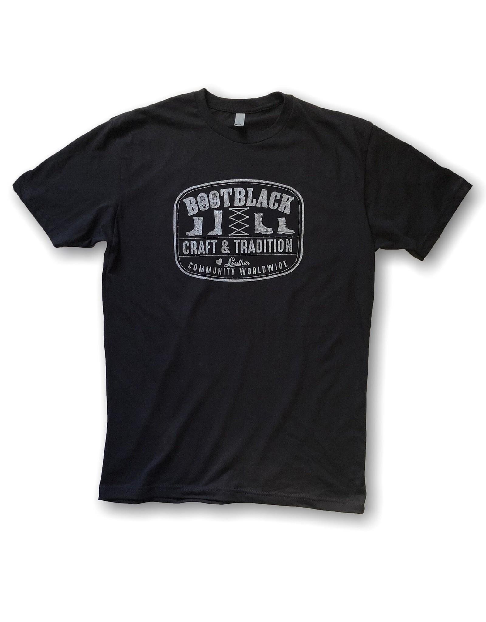 Shane Ruff Studio Burley Tees Bootblack Shirt