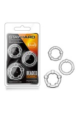 Stay Hard Stay Hard Beaded Cockrings