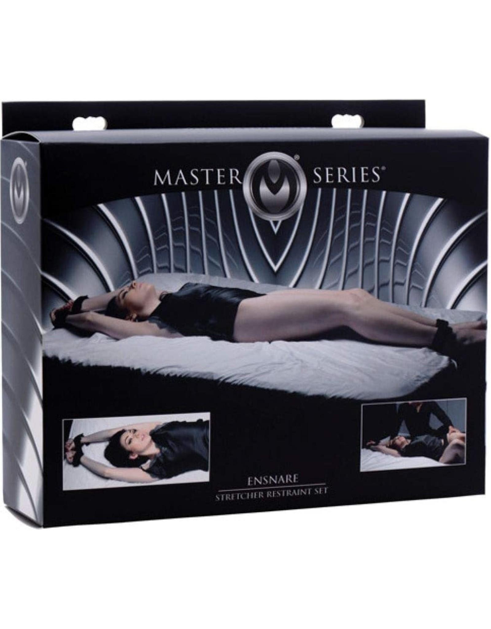 Master Series Master Series Ensnare Stretcher Restraint Set