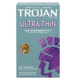 Trojan Trojan Ultra Thin 12pk