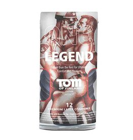 One ONE Tom of Finland Legend 12pk
