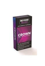 Crown Crown Condoms 12 pk