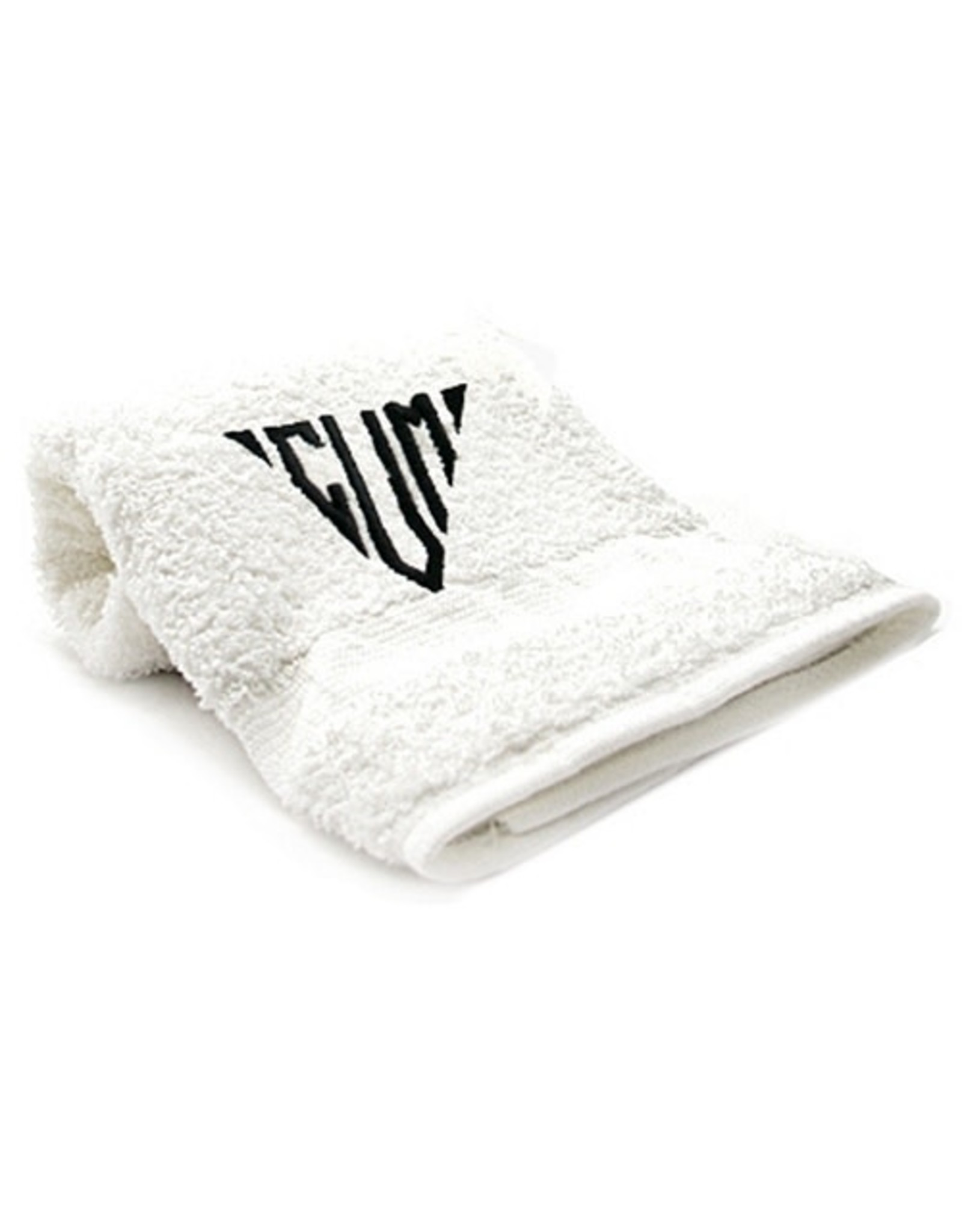 """Towels with Attitude """"CUM"""" (in Triangle)"""