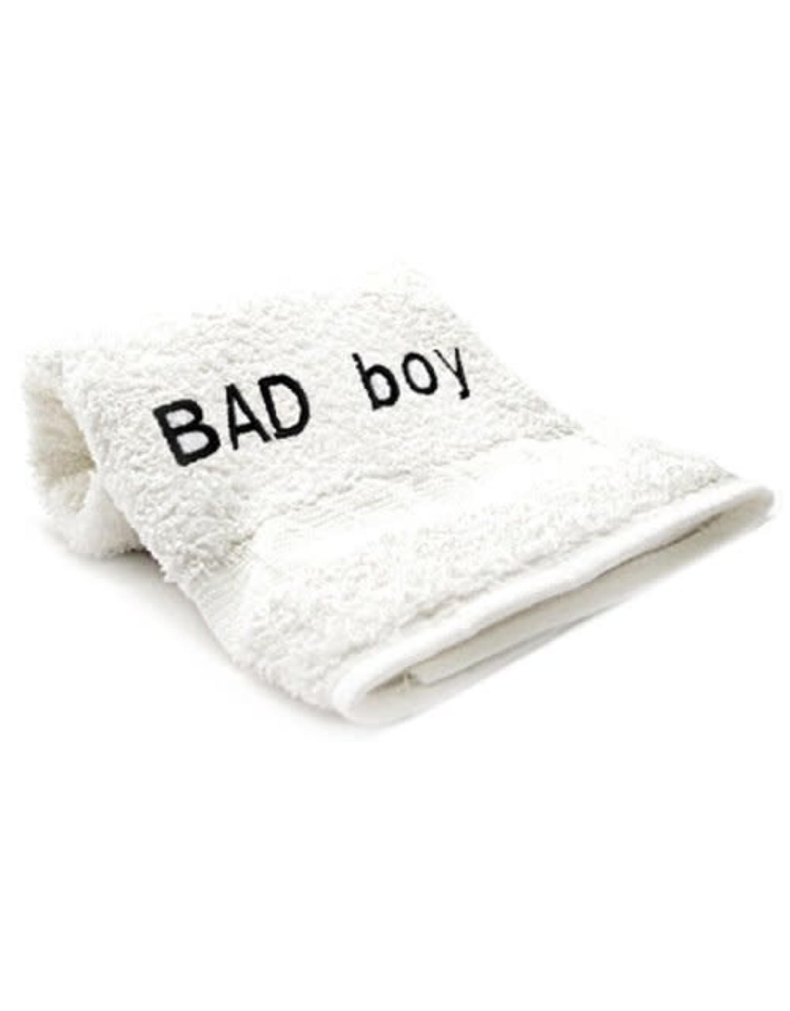 """Towels with Attitude """"BAD boy"""""""