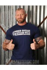 Shane Ruff Studio Burly Shirts Boner Garage Tee