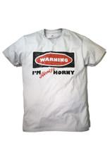 Shane Ruff Studio Burly Shirts Always Horny Tee