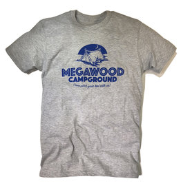 Shane Ruff Studio Burly Shirts Megawood Campground Tee