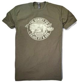 Shane Ruff Studio Burly Shirts The Hungry Pig Tee