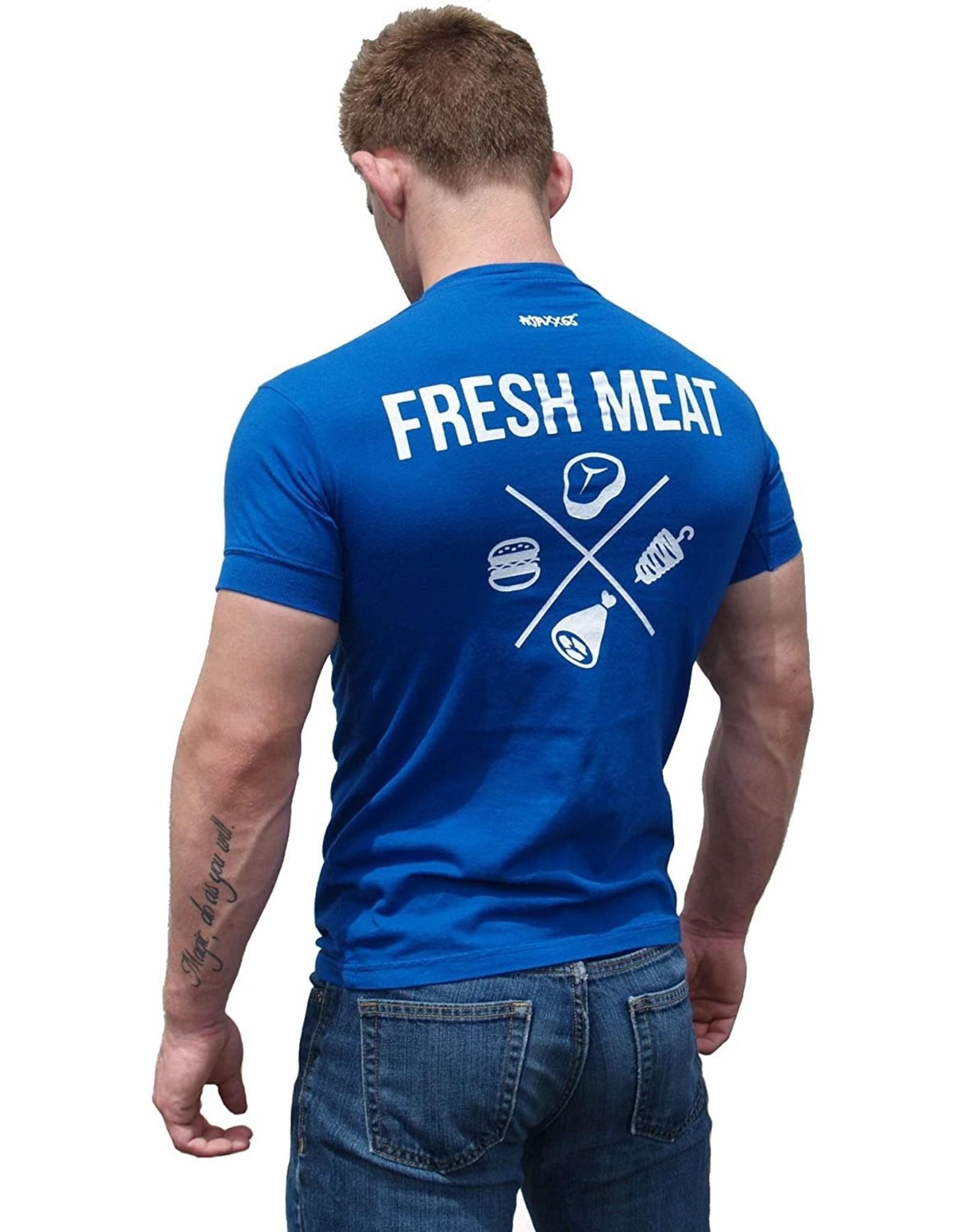 ajaxx63 ajaxx63 Fresh Meat Tee