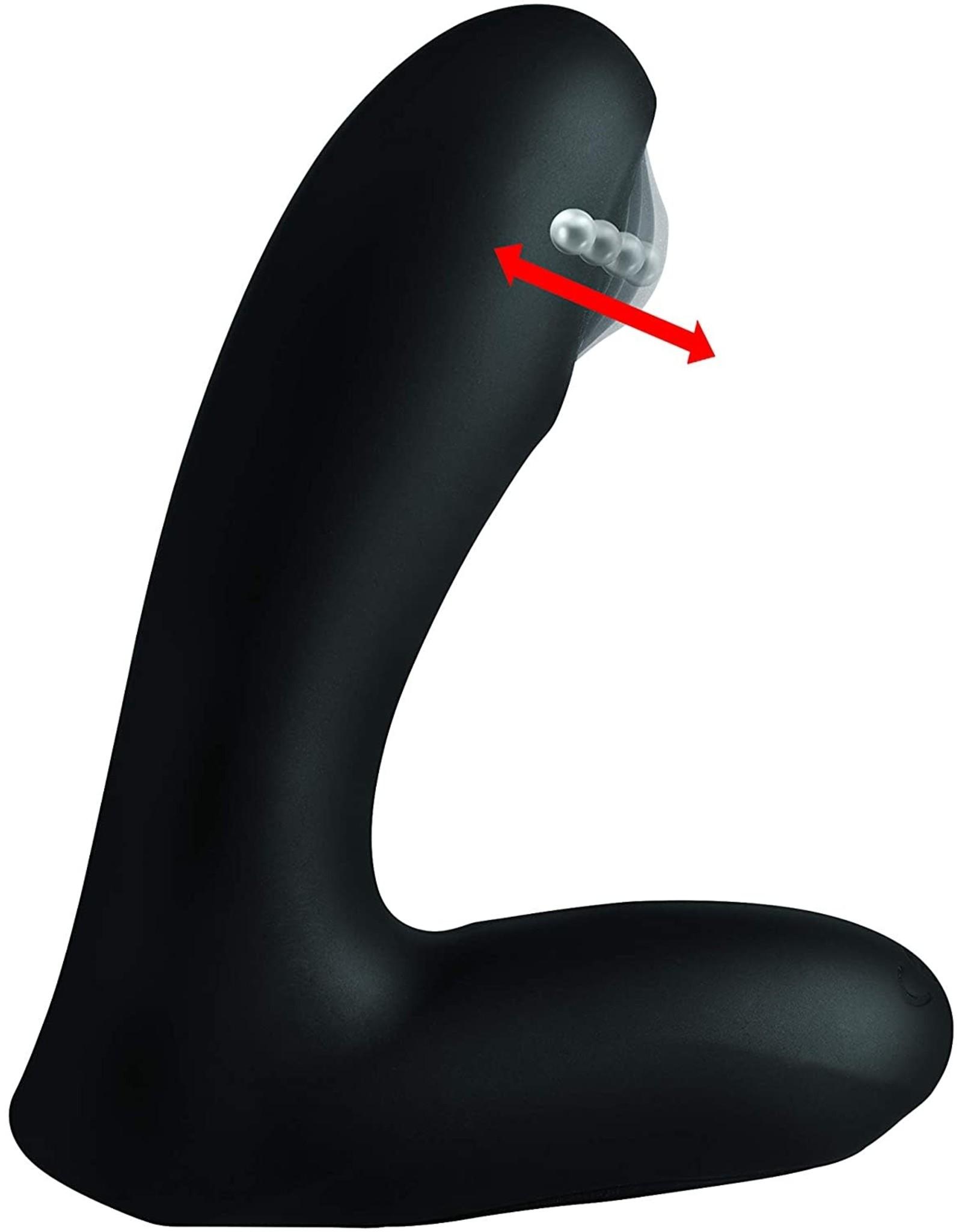 Alpha-Pro Alpha-Pro 12X P-Pulse Tapping Prostate Stimulator