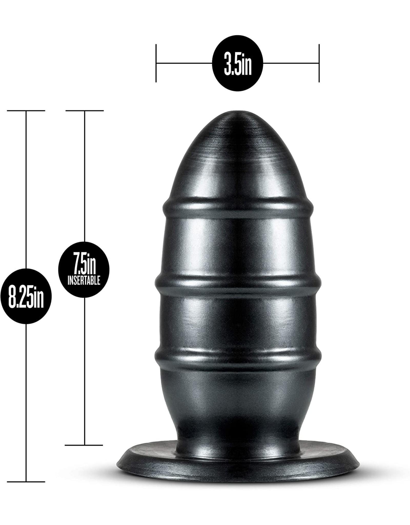 Jet Jet Fuc Plug Carbon Metallic Black