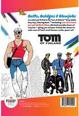 Peachy Kings Tom of Finland Coloring Book