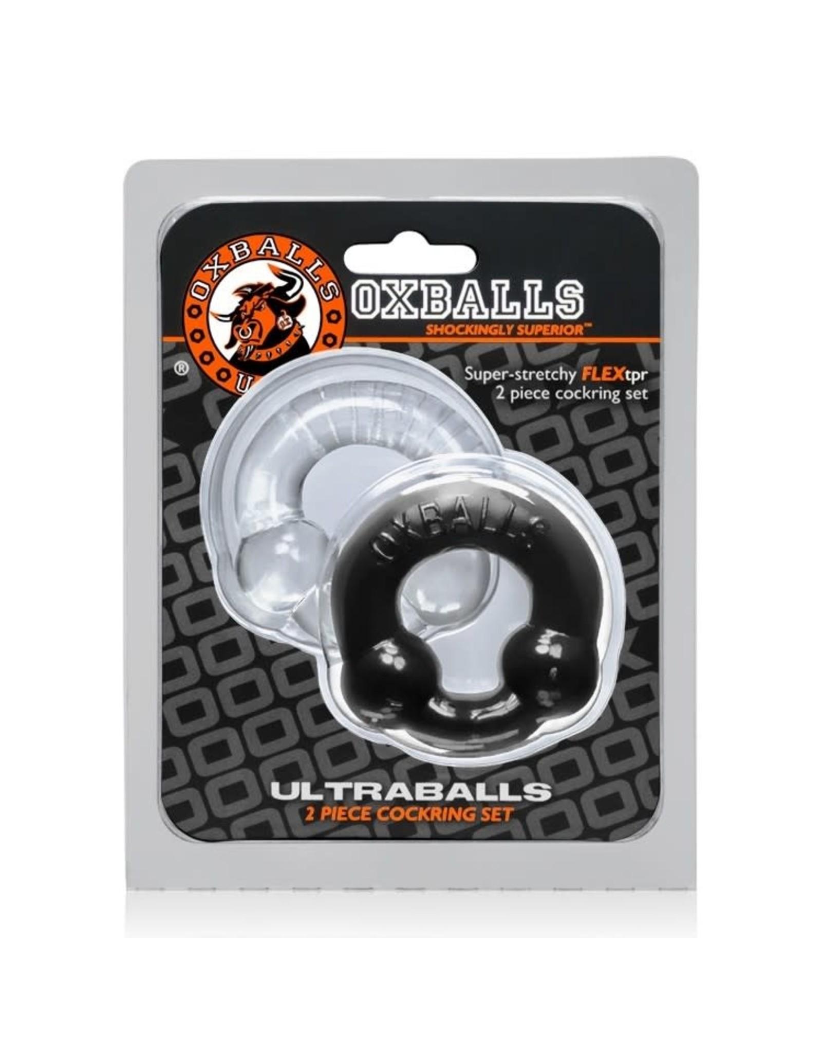 Oxballs OxBalls Ultra Balls Cockring 2-pack