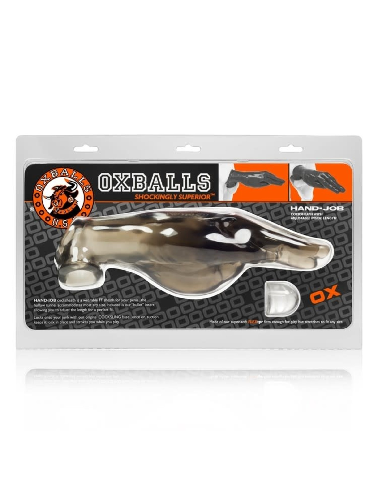 Oxballs OxBalls Hand-Job Cocksheath