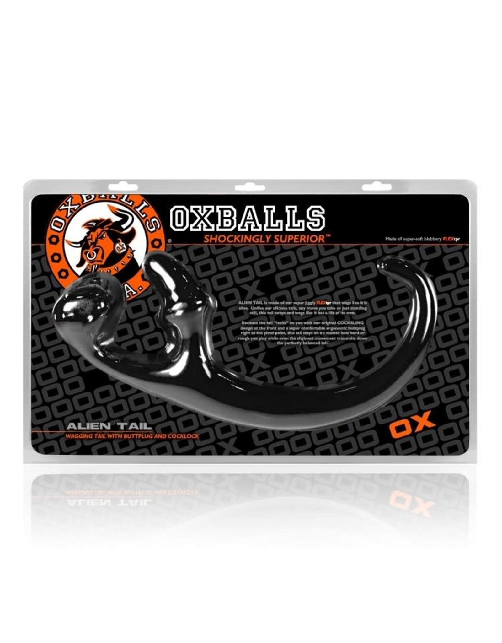 Oxballs OxBalls Alien Tail Butt Plug Tail