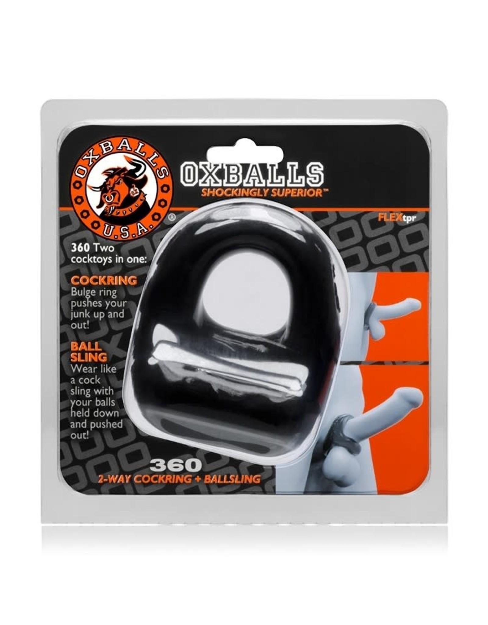 Oxballs OxBalls 360 Dual Cockring