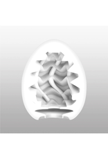 Tenga Tenga Egg Wavy II Cool Edition
