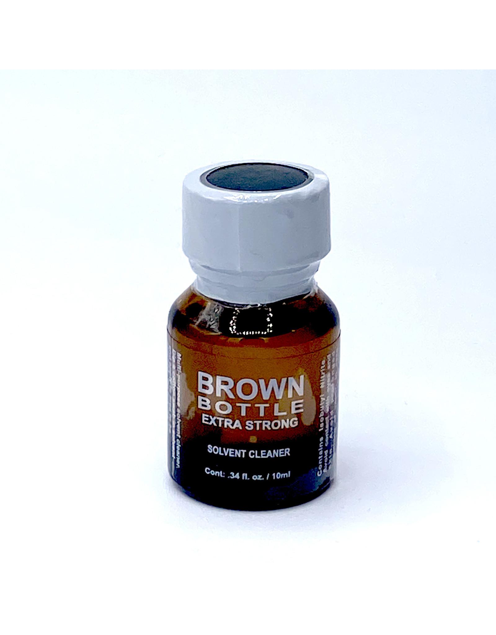 VCR Cleaner VCR Cleaner Brown Bottle