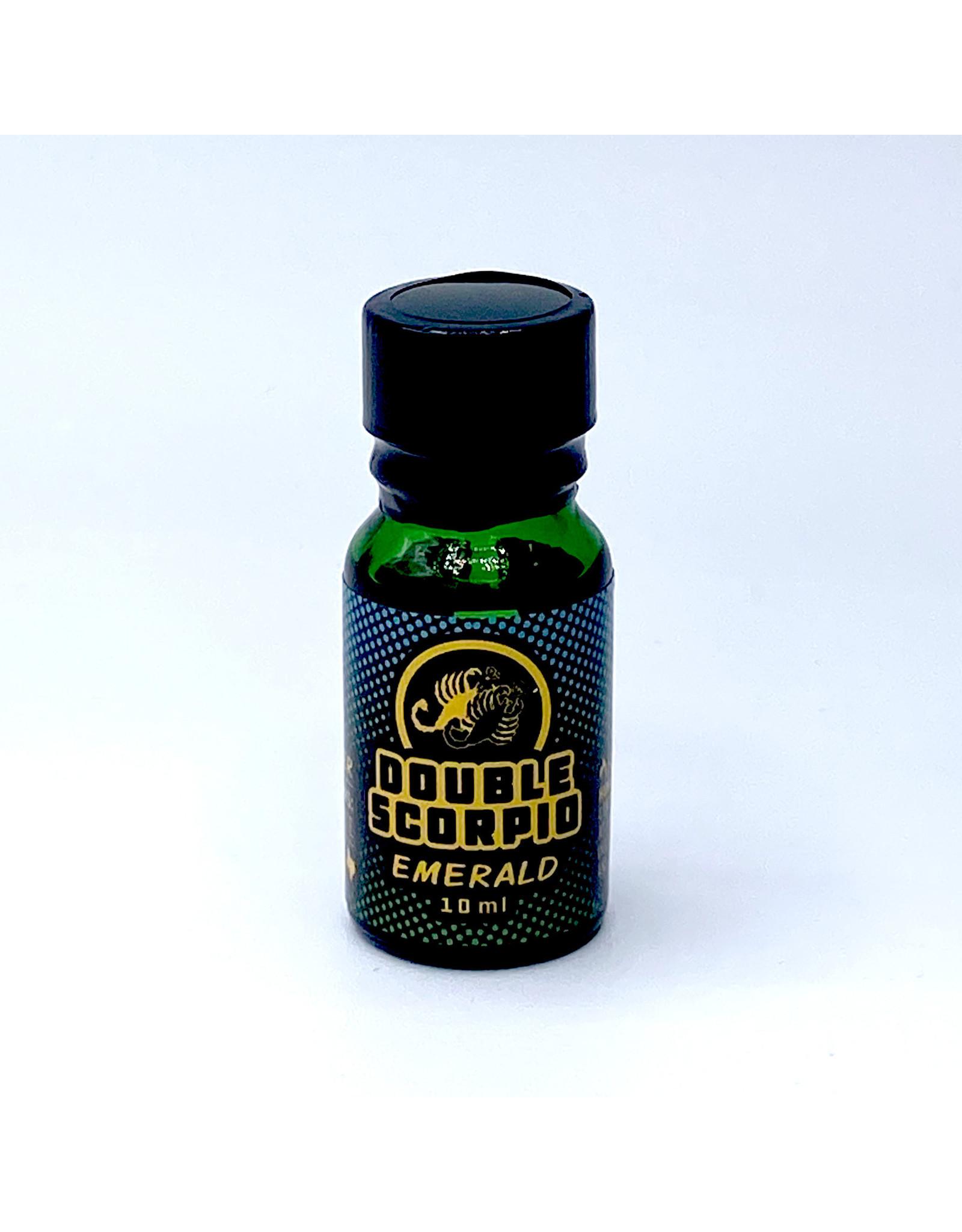 Double Scorpio Double Scorpio Emerald