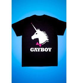 Peachy Kings Peachy Kings Gayboy T-Shirt Black