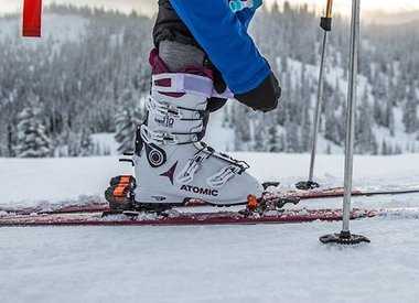 Women's Alpine Touring Boots