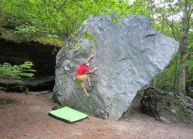 Rock Climbing & Bouldering Rentals