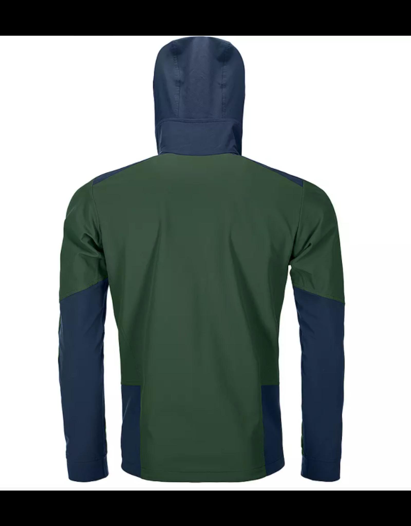 Ortovox M's Pala Jacket - Green Forest