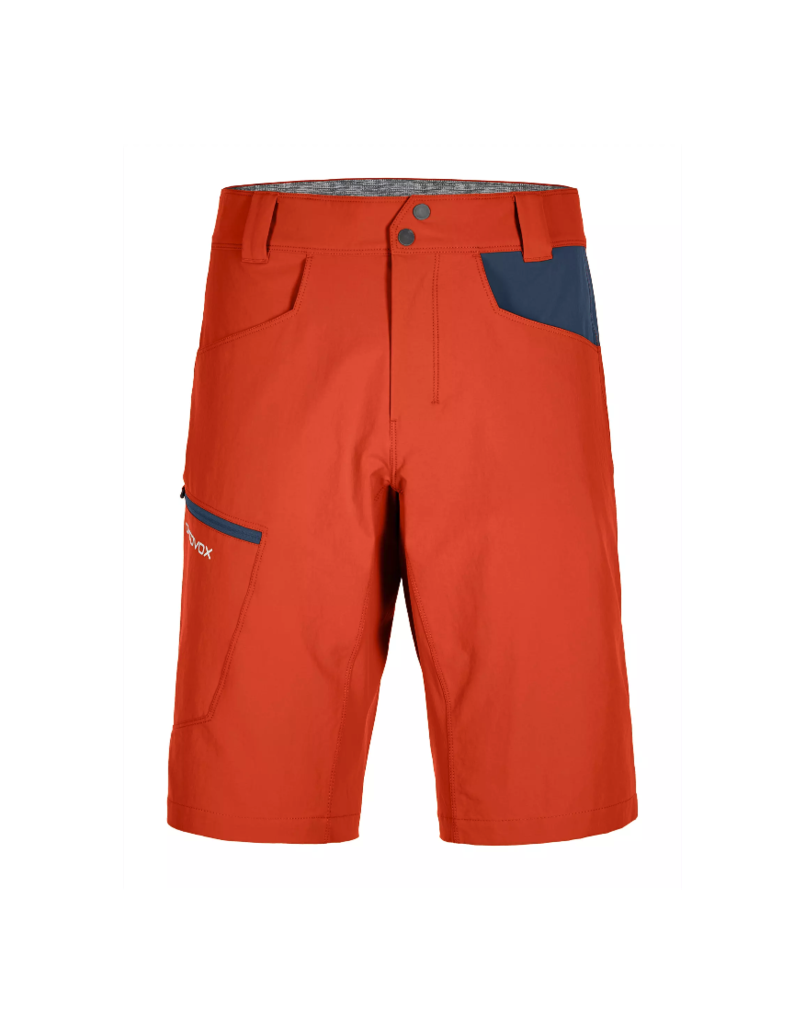 Pelmo Shorts - Desert Orange