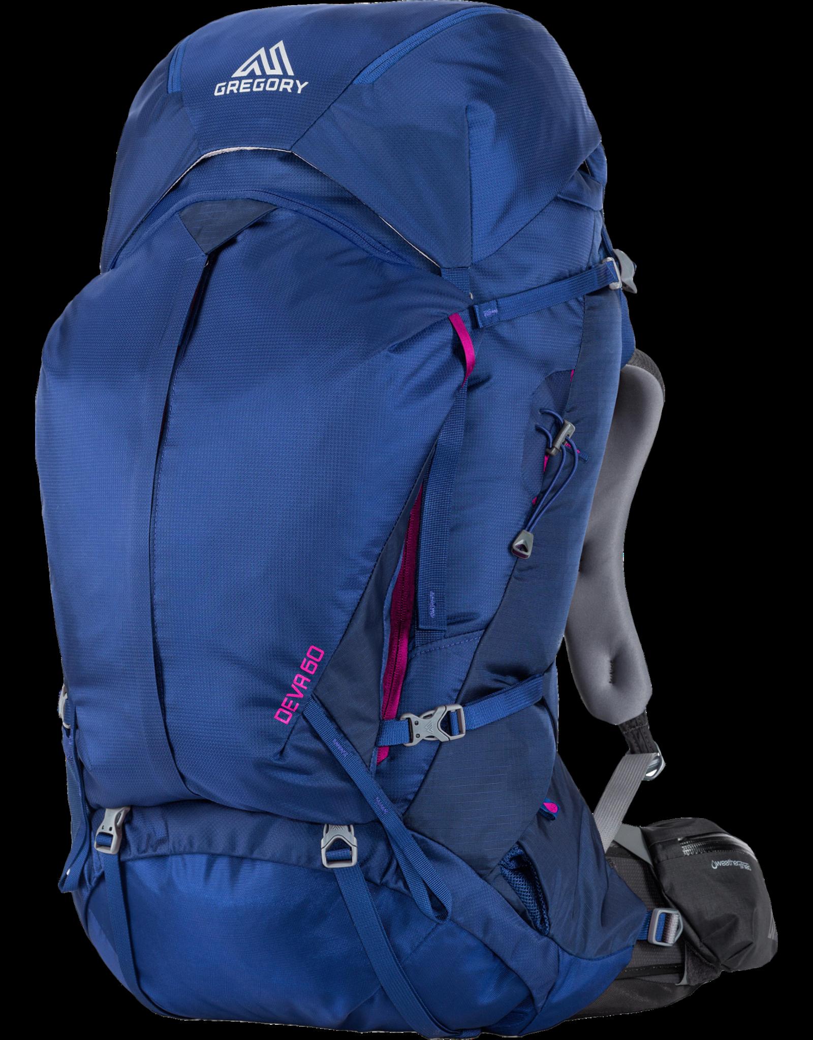 Gregory Deva 60 Pack - Egyptian Blue