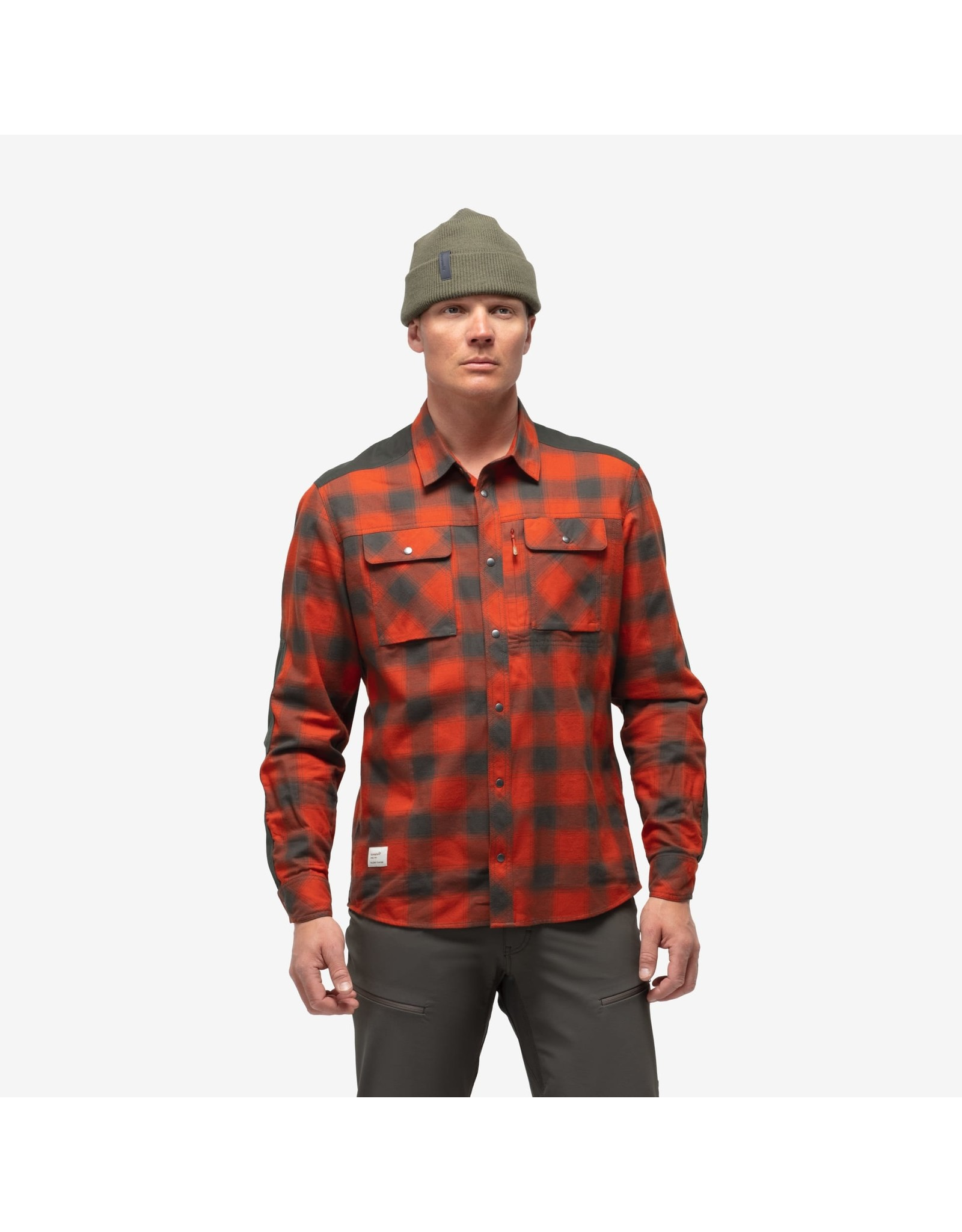 Svalbard Flannel Shirt