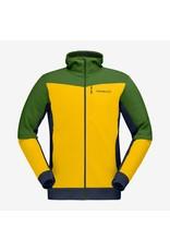 Falketind Warmwool Zip Hooded Jacket