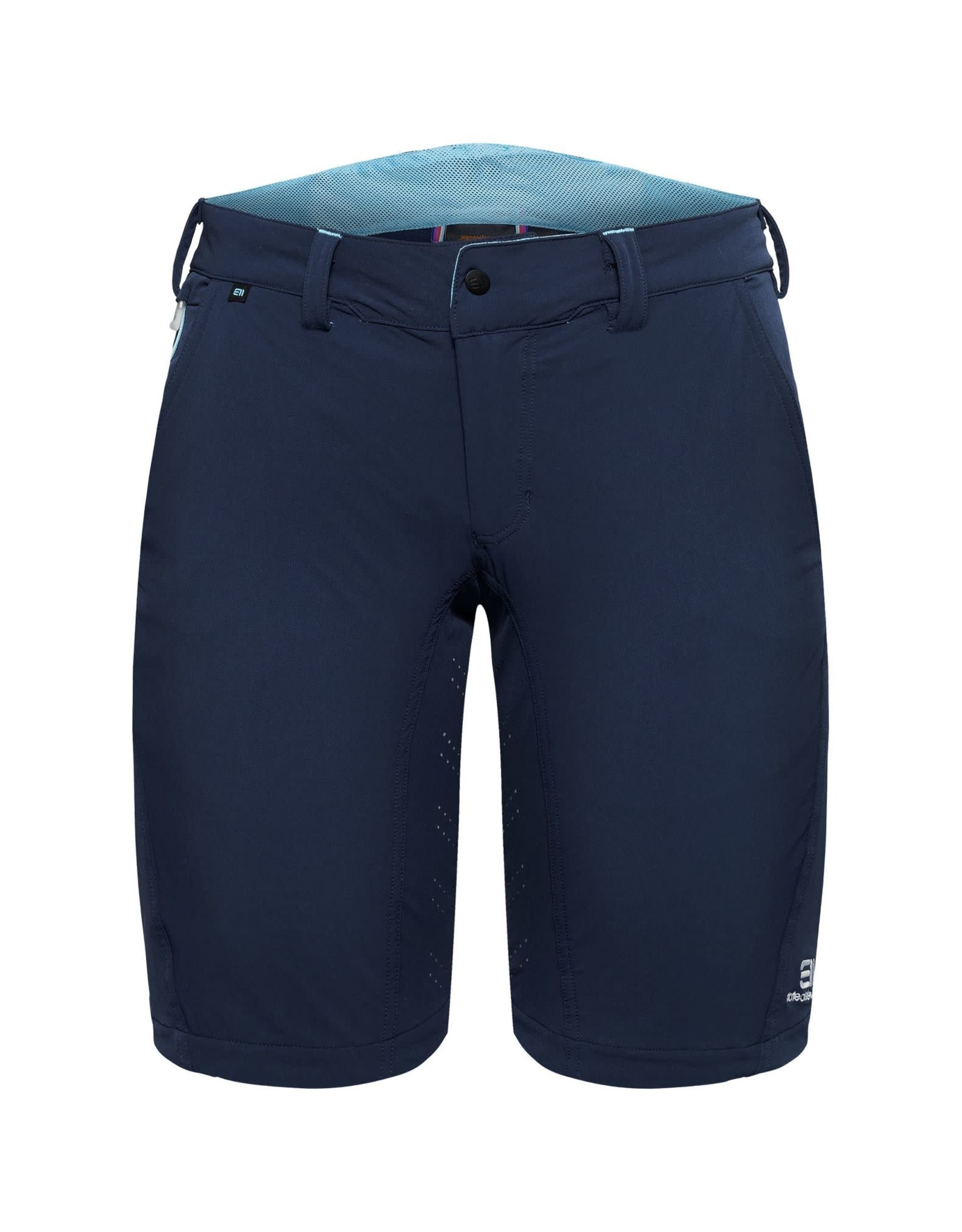 Elevenate Versatility Shorts W Navy