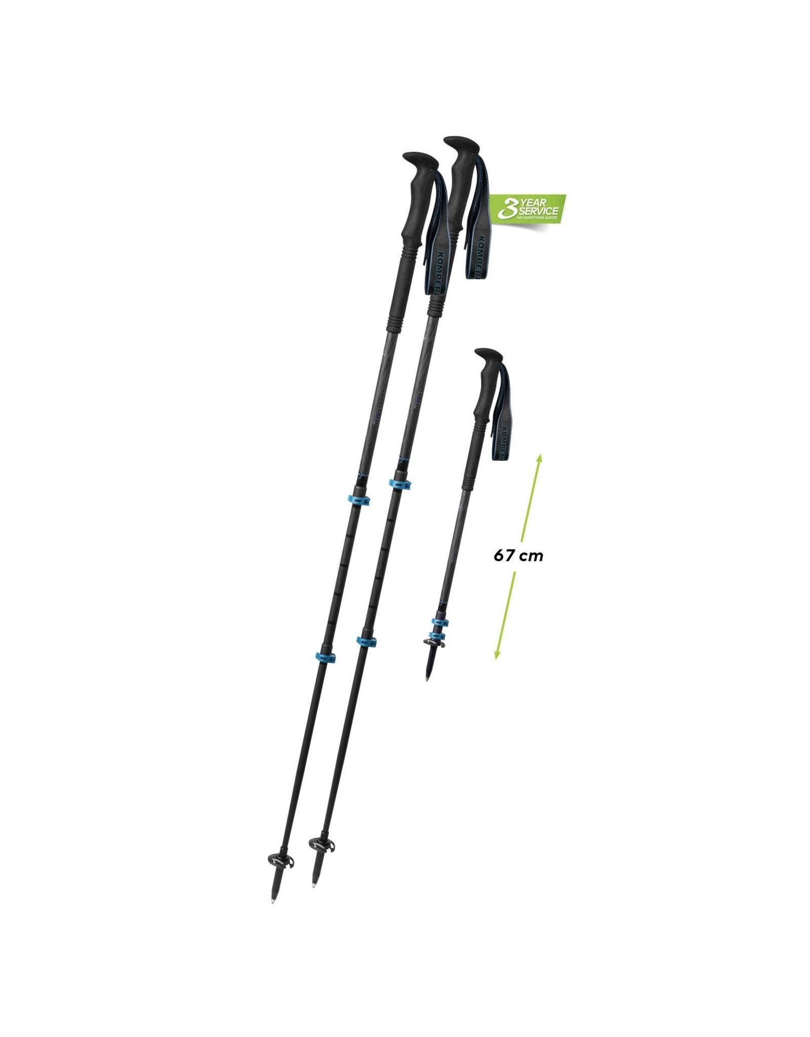 Komperdell Komperdell Carbon C3 Pro Poles