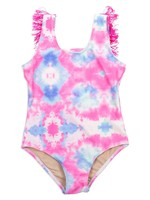 Shade Critters Fringe Cotton Candy Swimsuit