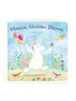 Jellycat Jellycat Magical Unicorn Dreams Book