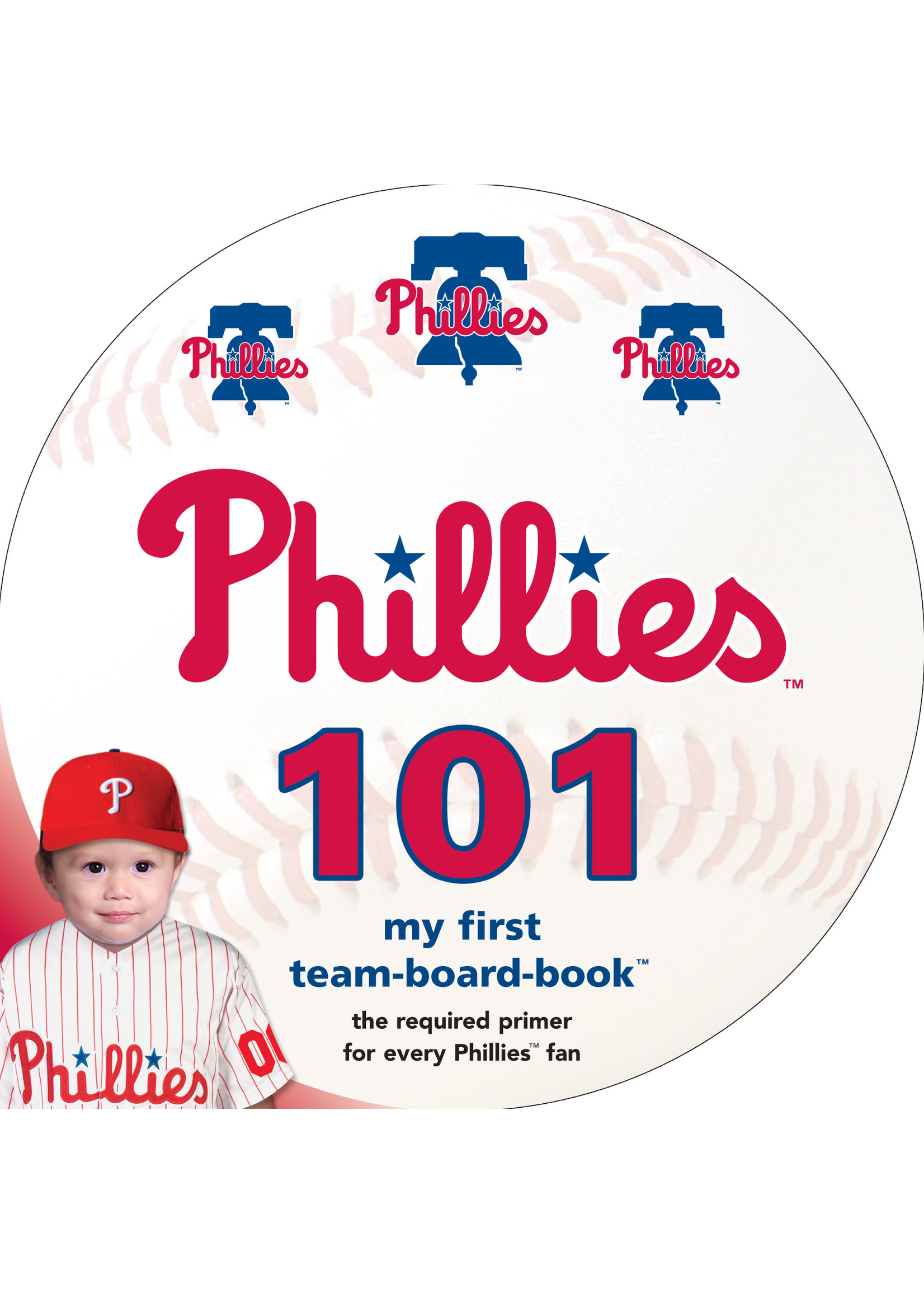 Phillies 101 Board Book