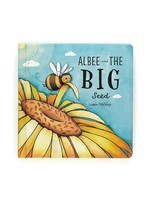 """Jellycat Jellycat """"Albee and the Big Seed"""" Book"""