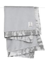 Little Giraffe Little Giraffe Silver Luxe Blanket