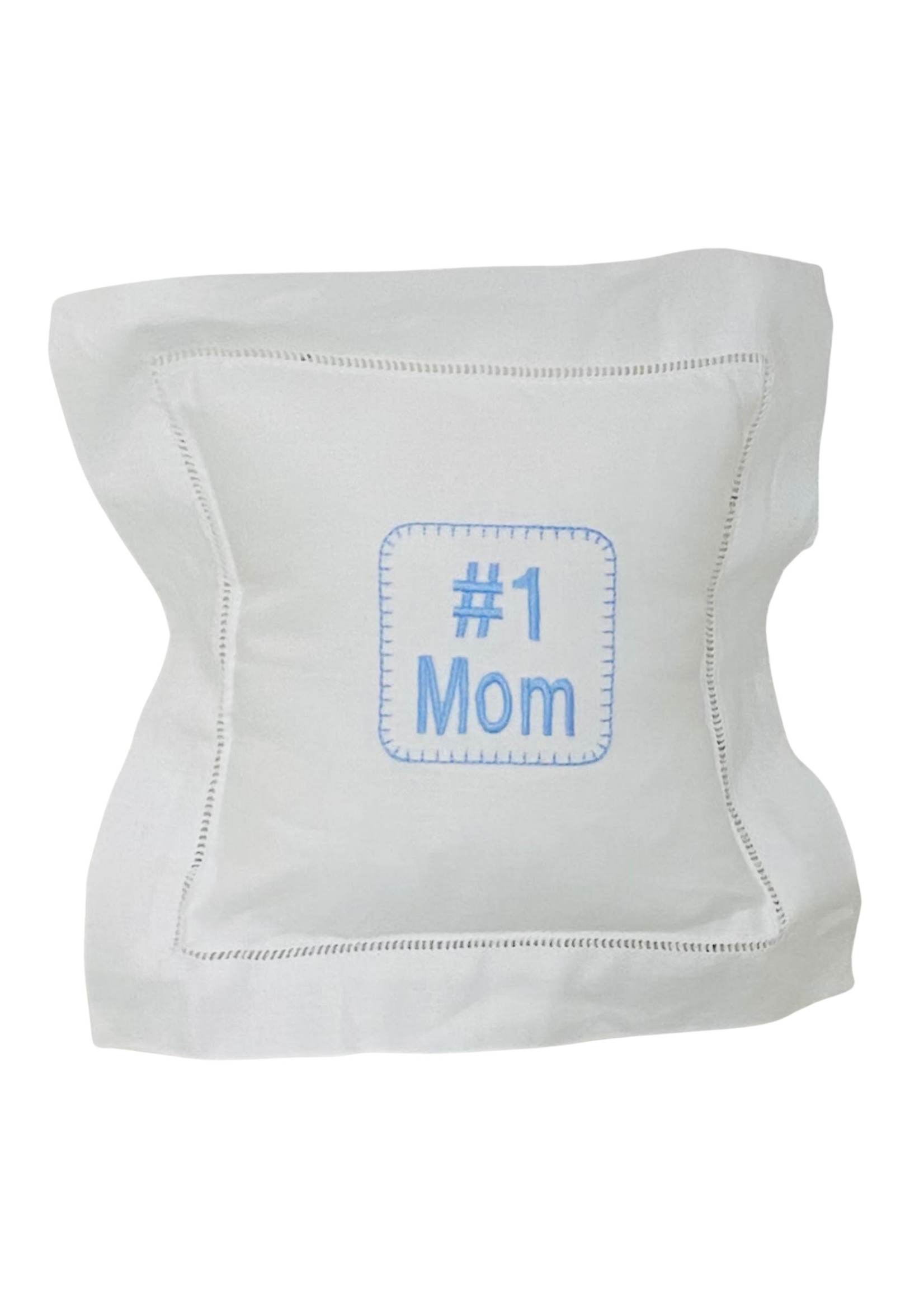"""#1 Mom"" Pillow"