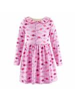 Rachel Riley Rachel Riley Pink Sweetie Jersey Dress