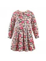 Rachel Riley Rachel Riley Floral Flannel Dress