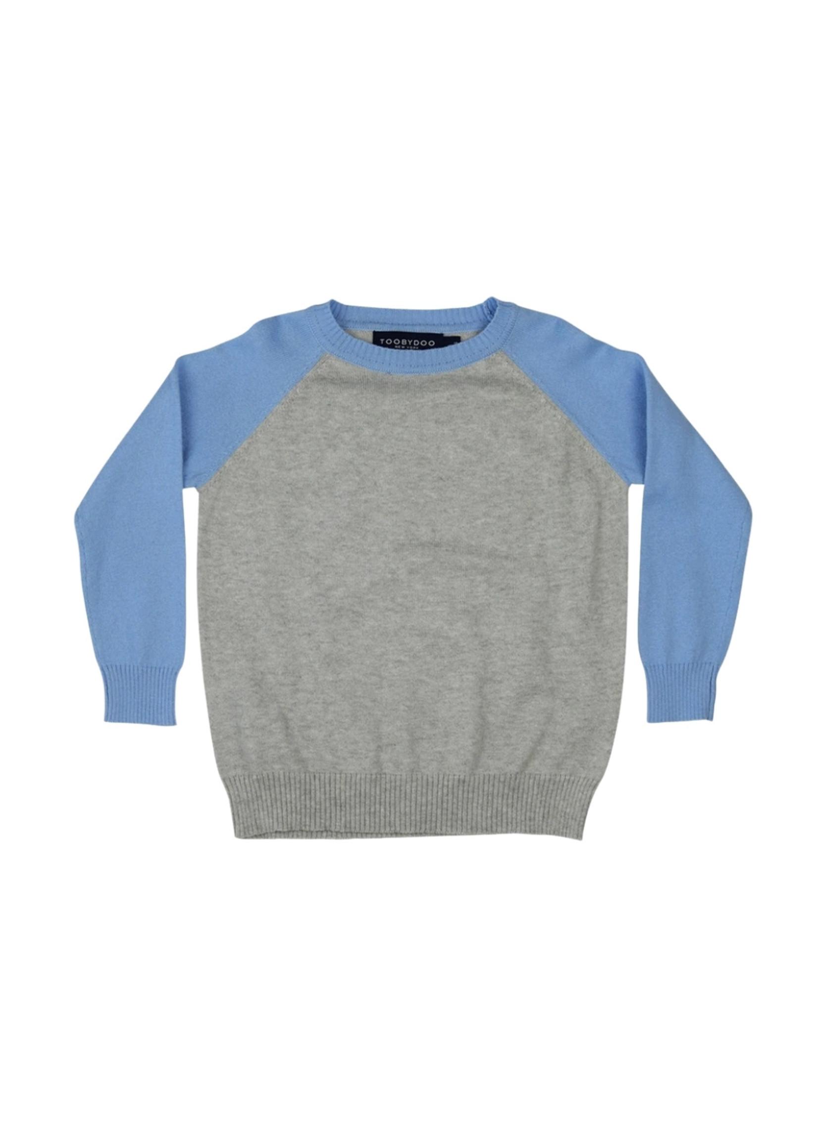 Toobydoo Baseball Sweater
