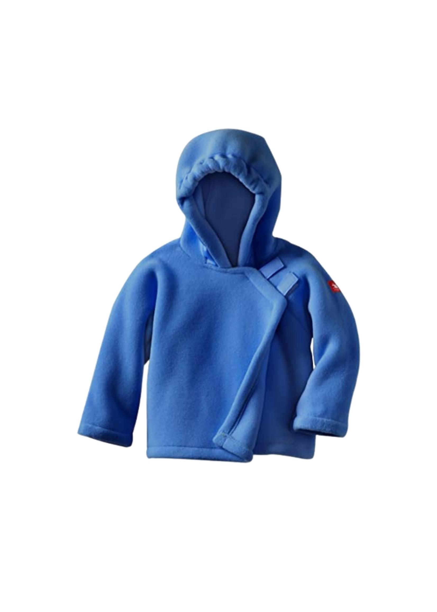 American Widgeon Widgeon Warmplus Royal Blue Hooded Fleece Jacket
