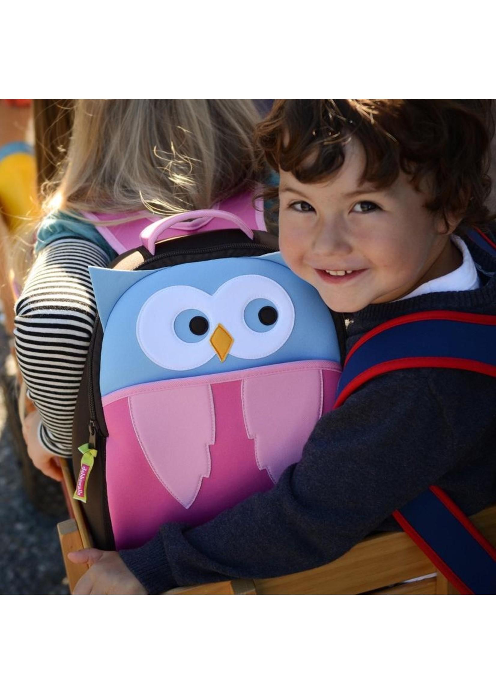 Dabbawalla Dabbawalla Owl Backpack