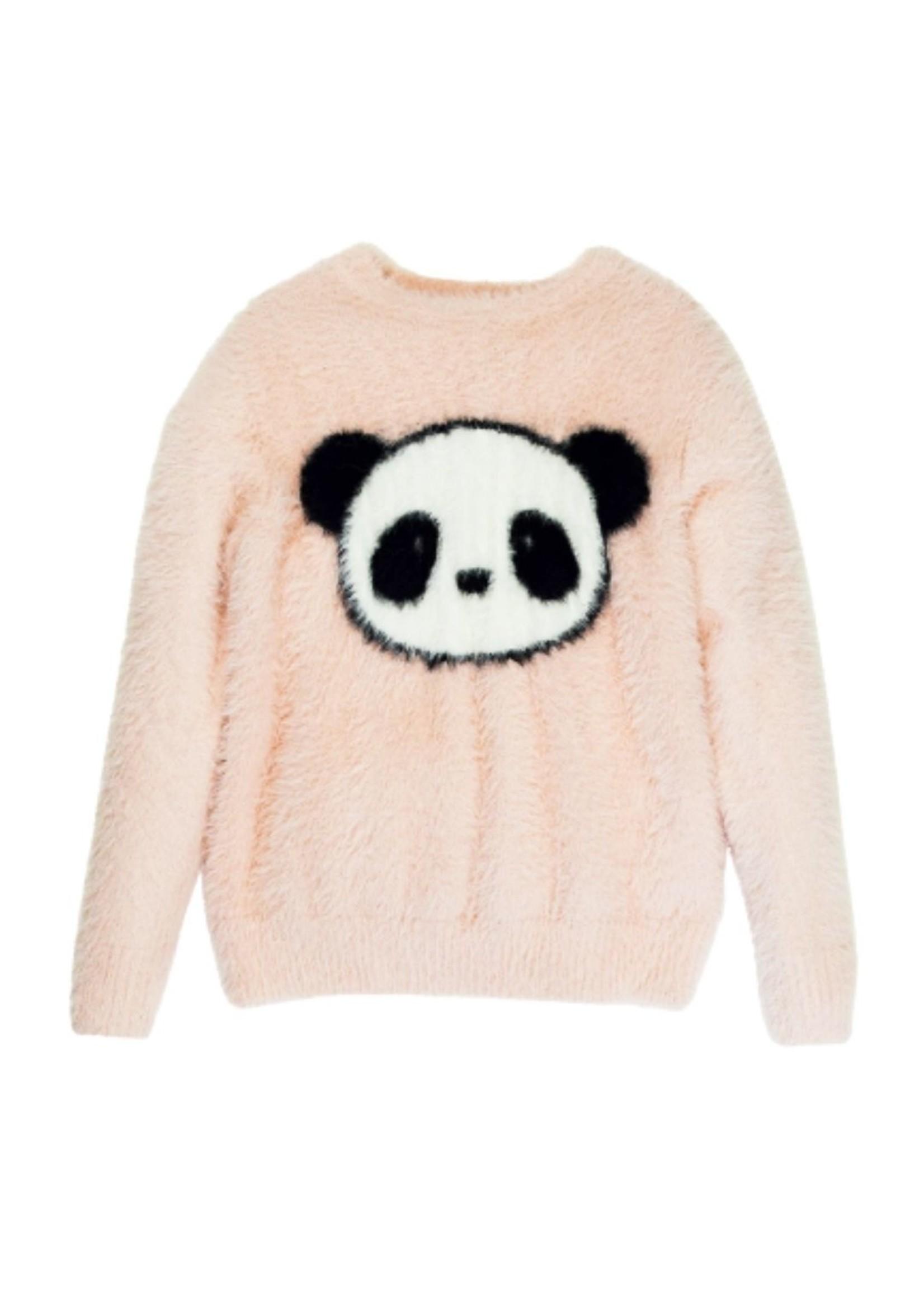 Toobydoo Panda Sweater