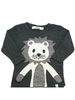 Oh Baby! Oh Baby! Snow Lion Long Sleeve Shirt