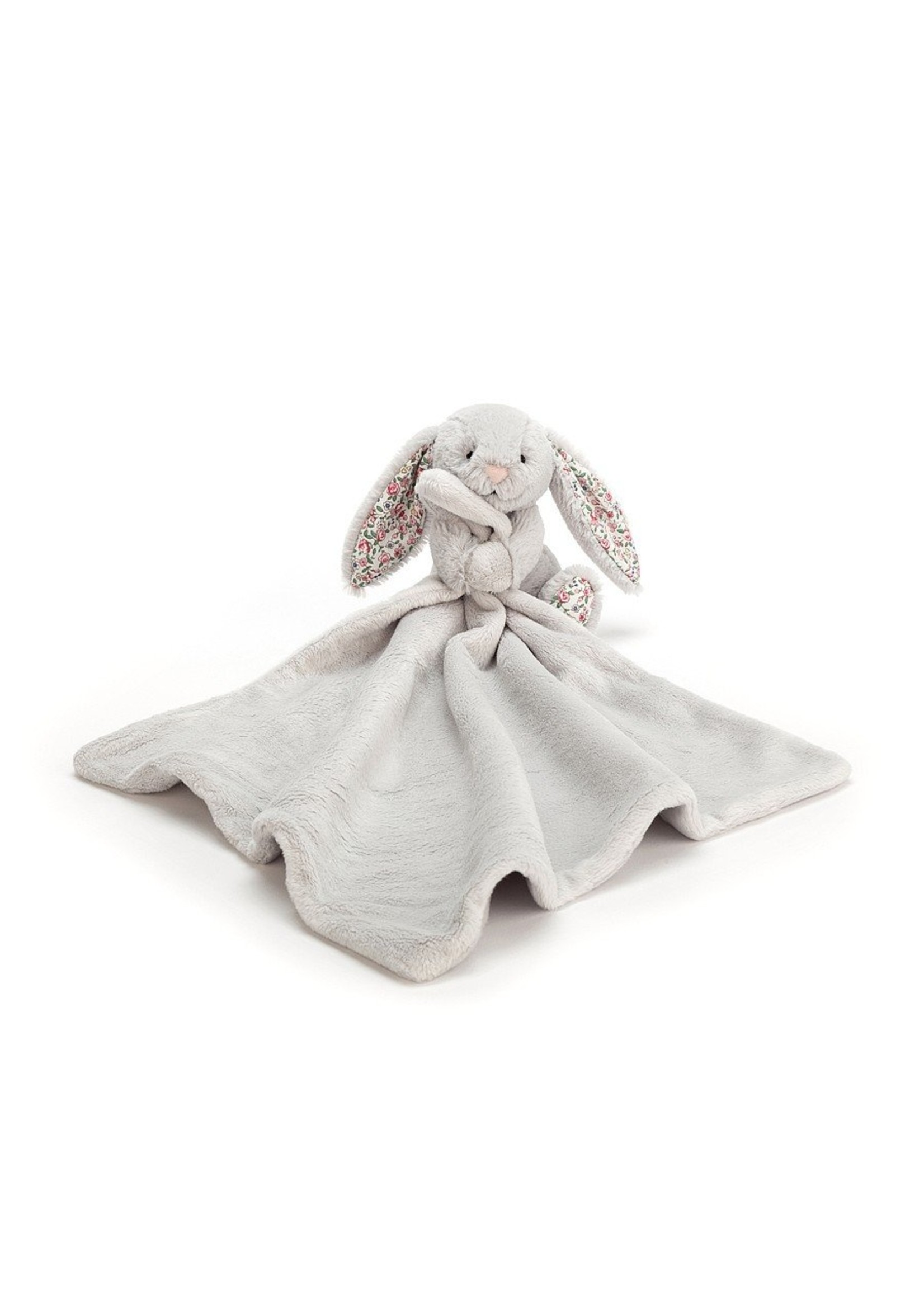 Jellycat Jellycat Silver Bunny Soother