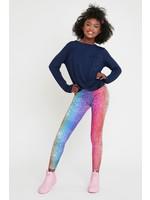 Terez Terez Rainbow Glitter Legging