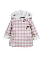 Widgeon Pink Wrap Jacket