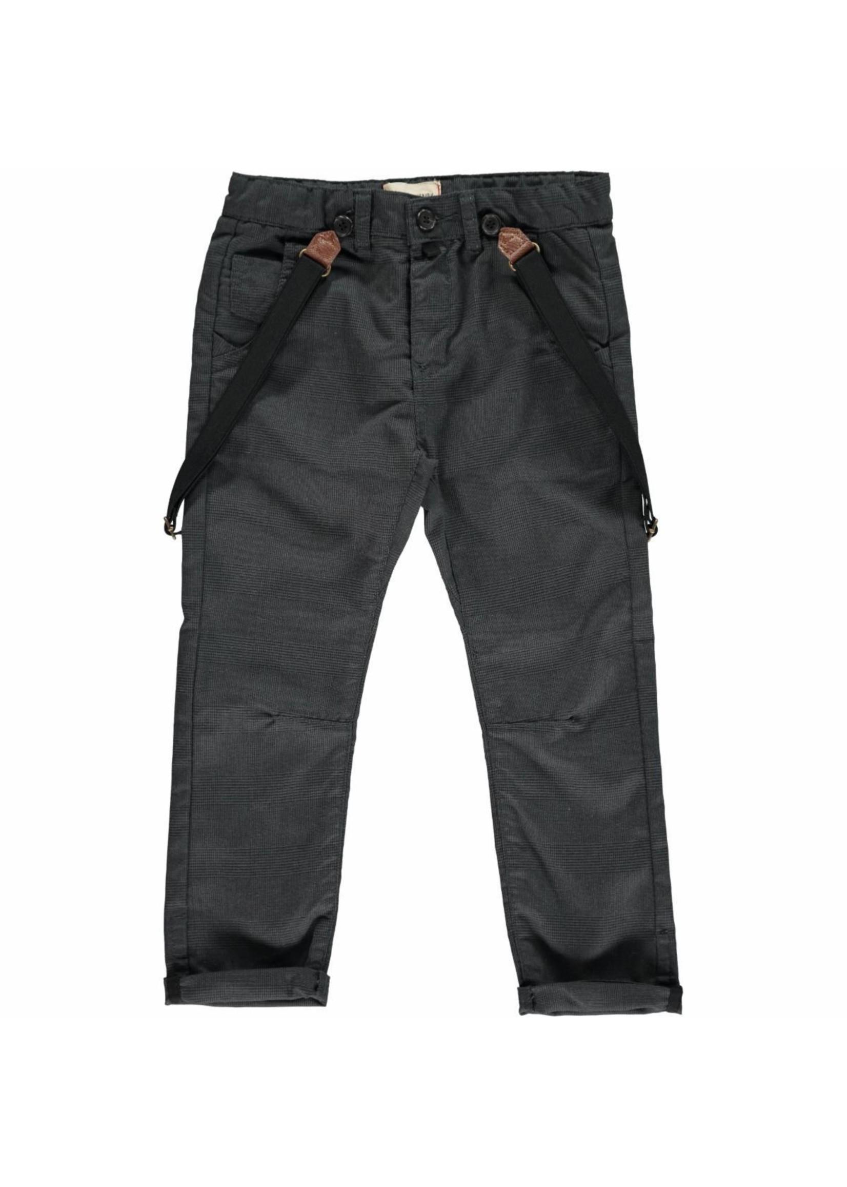 Me & Henry  Me & Henry Bradford Black Pants